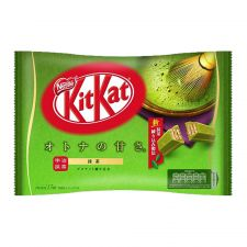 Nestle Kit Kat Mini Otona no Amasa(Sweetness for adults) Green Tea 4.7oz(133g), 네슬레 킷캣 미니 오토나노 아마사 녹차맛 4.7oz(133g)