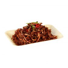 Jinga Stir-Fried Hot Spicy Anchovy 6oz(170g),진가 매운멸치볶음 6oz(170g)