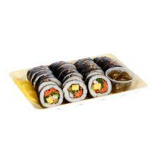 Jinga Korean Sushi Roll 22oz(624g), 진가 통김밥 22oz(624g)