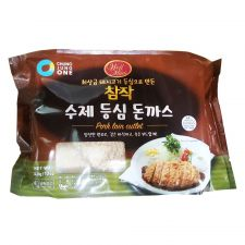 Chung Jung One Pork Loin Cutlet 12oz(340g)