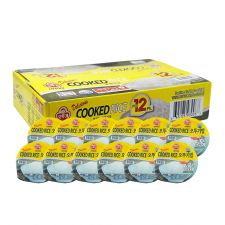 Ottogi Delicious Cooked Rice 7.4oz(210g) 12 Packs, 오뚜기 맛있는 오뚜기밥 7.4oz(210g) 12 Packs
