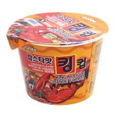 King Cup Noodle Lobster Flavor 3.88oz(110g)