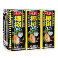Ye Shu Coconut Juice  8.2 fl.oz(245ml) 6 Packs, Ye Shu 코코넛 주스 8.2 fl.oz(245ml) 6팩, 椰樹牌 椰子汁 8.2 fl.oz(245ml) 6盒