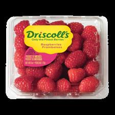 Driscolls Raspberries 1 pack (6oz), Driscolls 라즈베리 1팩 (6oz), Driscolls Raspberries 1 pack (6oz)