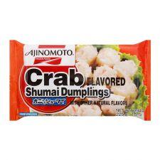 Ajinomoto Crab Flavored Shumai Dumplings 7.94oz(225g), 아지노모토 크랩맛 슈마이 7.94oz(225g)
