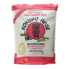 Kokuho Rose Rice 5lb(2.26kg), 국보 로즈 쌀 핑크 5lb(2.26kg)