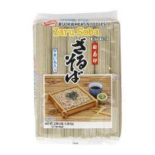 Shirakiku Zaru Soba 2.99lb(1.36kg), 시라키쿠 자루 소바 2.99lb(1.36kg)