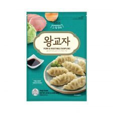 The House Mandu Pork & Vegetable Dumpling 24oz(680g), 그 집 만두 돼지고기 왕교자 24oz(680g), The House Mandu 韓式餃子 (豬肉) 24oz(680g)