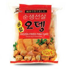 Choripdong Frozen Fried Fish Cake 1.1lbs(500g), 초립동이 순생선살 종합오뎅 1.1lb(500g)