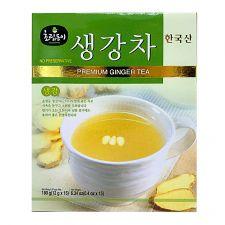 Premium Ginger Tea 0.4oz(12g) 15ea
