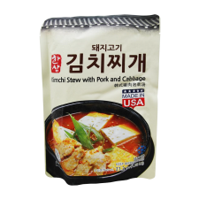 Hansang Kimchi Stew with Pork and Cabbage 1.33lb(600g), 한상 돼지고기 김치찌개 1.33lb(600g)