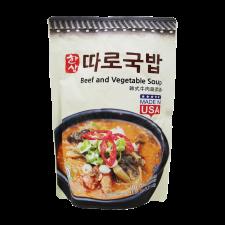 Hansang Beef and Vegetable Soup 1.21lb(549g), 한상 따로국밥 1.21lb(549g)
