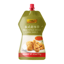 Lee Kum Kee Thai Style Sweet Chili(Cheer PK) 6.2oz(175g), 이금기 타이 스윗 칠리 소스 6.2oz(175g), 李錦記 泰式甜辣醬 (擠擠裝) 6.2oz(175g)