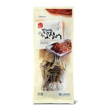 Suhyup BadaAechan Dried Squid 3 Pcs 7.41oz(210g), 수협 바다애찬 동해안 건오징어 3미 7.41oz(210g)