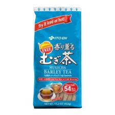 Itoen Mugicha Barley Tea Bags 54 Sachets 15.2oz(432g), 이토엔 무기차(보리차) 티백 54개입 15.2oz(432g)