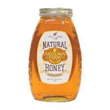 Arizona Farm Natural Honey Golden 32oz(907g), 아리조나 팜 내추럴 허니 골든 32oz(907g)