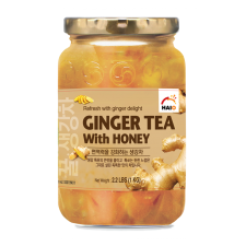 HAIO Ginger Tea with Honey 2.2lb(1kg), HAIO 생강차 2.2lb(1kg)