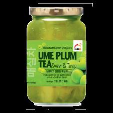 HAIO Ume Plum Tea with Honey 2.2lb(1kg), HAIO 매실차 2.2lb(1kg)