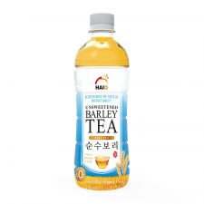 HAIO Unsweetened Barley Tea 16.9 fl.oz(500ml), HAIO 순수보리 16.9 fl.oz(500ml)