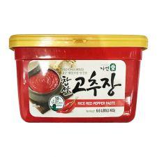Greenation Rice Red Pepper Paste (Go Chu Jang) 6.6lb(3kg), 자연애 찹쌀 고추장 6.6lb(3kg)