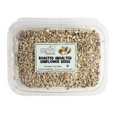 Goodies Roasted Unsalted Sunflower Seeds 12oz(340g), 구디스 로스티드 언솔티드 해바라기씨 12oz(340g)