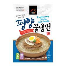 HAIO Pyongyang Style Cold Noodle 2.21lb(1.01kg), HAIO 평양 물냉면 2.21lb(1.01kg)