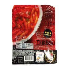 Ktown Dukboki Crazy Spicy 1.32lb(600g), 케이타운 그때 그맛 떡볶이 완전매운맛 1.32lb(600g)