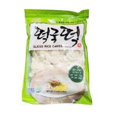 Ktown Sliced Rice Cakes 4.4lb(2kg), 케이타운 떡국떡 4.4lb(2kg)