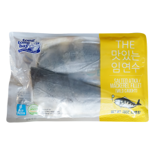 Tong Tong Bay Salted Atka Mackerel Fillet 12oz(340g), 통통배 더 맛있는 자반 임연수 12oz(340g)