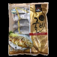 HAIO Yellow Croaker 2.5lb(1.13kg), HAIO 황금빛 굴비 2.5lb(1.13kg), HAIO 黃花魚 2.5lb(1.13kg)