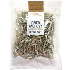 Tong Tong Bay Dried Anchovy(Stir Fry) 5oz(142g), 통통배 고소하고 바삭한 볶음멸치 5oz(142g)