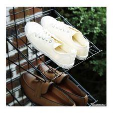 CASAMARU Magic Partition Hanging Steel Shoe Stand, 까사마루 매직파티션 신발 받침대