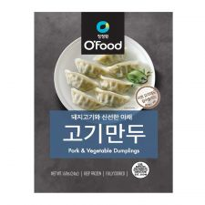 O'Food Pork & Vegetable Dumplings 1.5lb(680g)