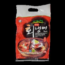 Morangak Korean Cold Noodle With Spicy Sauce 40.2oz(1.14kg), 모란각 비빔 회냉면 40.2oz(1.14kg)