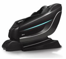 Hutech KAI Massage Chair Black, 휴테크 카이 안마의자 블랙