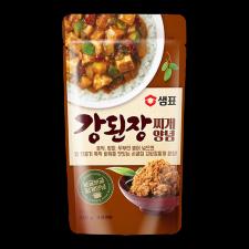 Sempio  Soybean Paste Stew Sauce 4.5oz(130g), 샘표 강된장 찌개양념 4.5oz(130g)