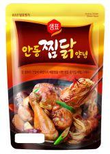 Sempio Andong Chicken Simmer Sauce 7.41oz(210g), 샘표 안동찜닭 양념 7.41oz(210g)