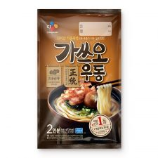 CJ Katsuo Udon 16.45oz(466.6g), 씨제이 가쓰오 우동 16.45oz(466.6g)
