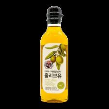 Beksul Extra Virgin Olive Oil from Spain 16.9fl.oz(500ml), 백설 100% 스페인산 압착 올리브유 16.9fl.oz(500ml)