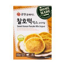 Q1 Sweet Korean Pancake Mix Original 19.4oz(550g), 큐원 찰호떡 믹스 오리지널 19.4oz(550g)