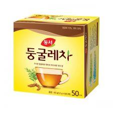 Dongsuh Solomon's Seal Tea 60g(1.2g x 50T), 동서 둥글레차 60g(1.2g x 50티백)