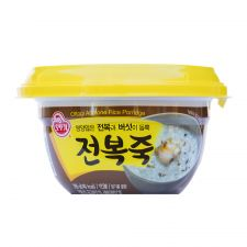 Ottogi Abalone Rice Porridge 10.05oz(285g), 오뚜기 전복죽 10.05oz(285g)