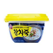 Ottogi Tuna Rice Porridge 10.05oz(285g), 오뚜기 참치죽 10.05oz(285g)