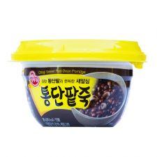 Ottogi Red Bean Rice Porridge 10.05oz(285g), 오뚜기 통단팥죽 10.05oz(285g)