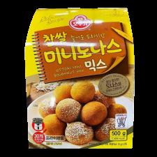 Ottogi Mini Doughnut Mix 17.63oz(500g), 오뚜기 찹쌀 미니도나스 믹스 17.63oz(500g)