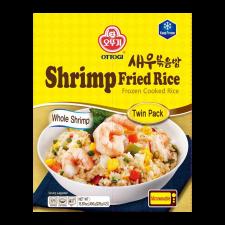 Ottogi Frozen Cooked Rice Shrimp Fried Rice 15.87oz(450g), 오뚜기 맛있는 새우볶음밥 15.87oz(450g)