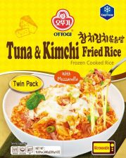 Ottogi Tuna & Kimchi Fried Rice with Cheese 15.87oz(450g), 오뚜기 참치김치 치즈볶음밥 15.87oz(450g)