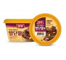 Dongwon Rice Porridge with Chestnut and Red Bean 10.16oz(288g), 동원 양반 밤단팥죽 10.16oz(288g)