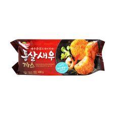 Dongwon Whole Shrimp Cutlet 16.93oz(480g), 동원 통살 새우까스 16.93oz(480g)