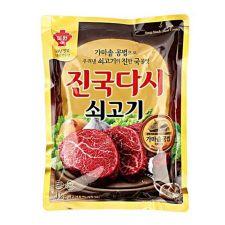 Chung Jung One Instant Soup Stock (Beef) 2.2lb(1kg), 청정원 진국다시 쇠고기 2.2lb(1kg)